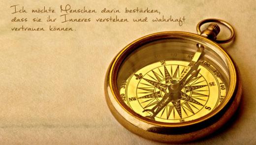 Kompass - Golderner Kompass